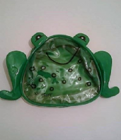 Zip up large frog purse (Code 1861)